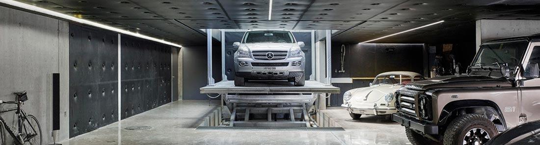 Carlift garage